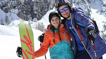 Eras Snowcamps Trip 2018