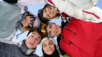 Snowcamps Krokus in Zell am See (12 - 15 jaar)
