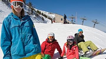 Snowcamps Krokus in Saalbach (12 t/m 15 jaar)