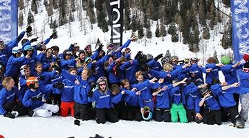 Snowcamps Easter Trip (13 - 16 jaar)