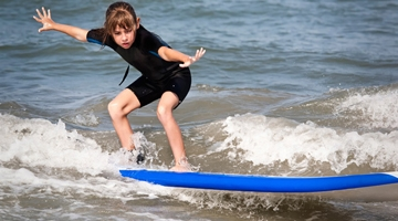 Hoek van Holland: Surfcamp  (7 - 14 jr)