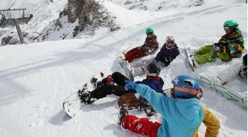 Snowcamps Meivakantie  in Tignes (11 t/m 17 jaar)