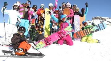 Snowcamps Krokus in Laax (11 t/m 17 jaar)