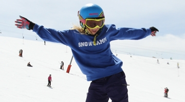 Snowcamps RookieCamp in Les2Alpes (11 t/m 15 jaar)