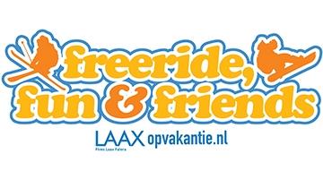 Freeride, Fun & Friends (4 dagen)