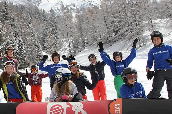Snowcamps Tignes (11 t/m 17 jaar) || Meivakantie 30-4-2022