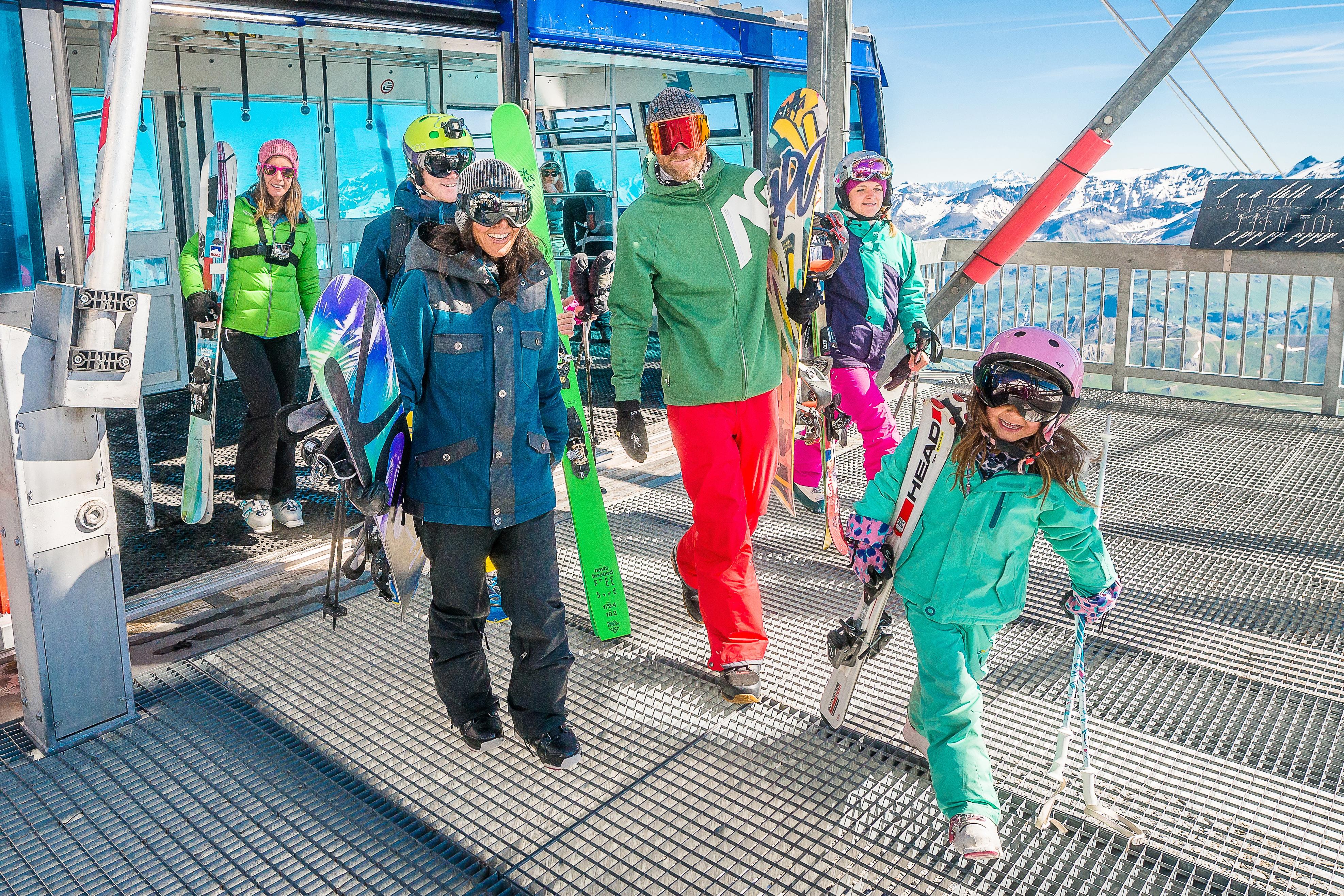 Summerski & Snowboard Tignes || 3 tot 31 juli 2022